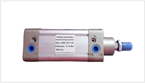 ISO Pneumatic Cylinders